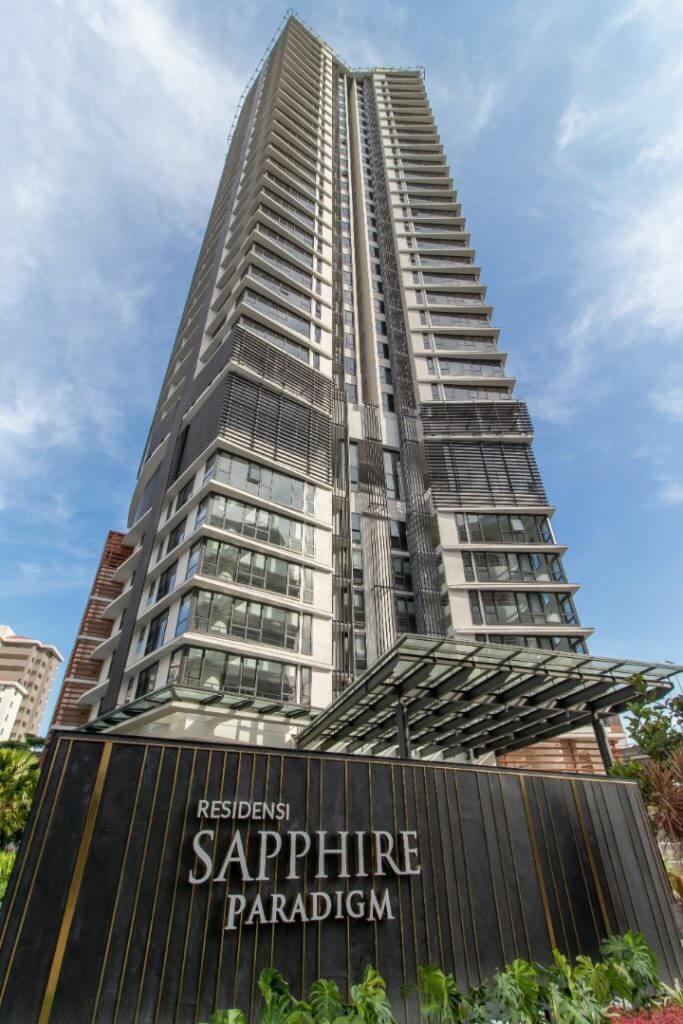 sapphire-paradiigm-facade-project-pj-property
